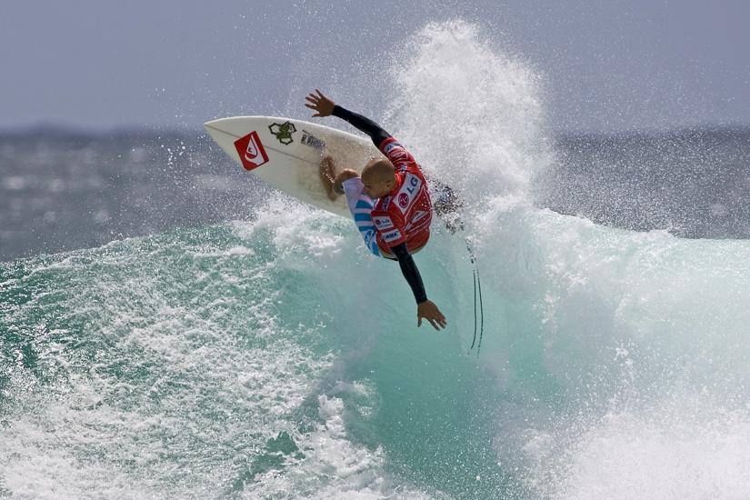 Surf: um desporto que trabalha quase todos os músculos do corpo humano | Foto: Creative Commons