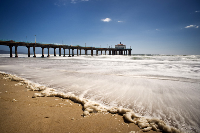 Água do mar: faz sempre bem à saúde | Foto: Shutterstock