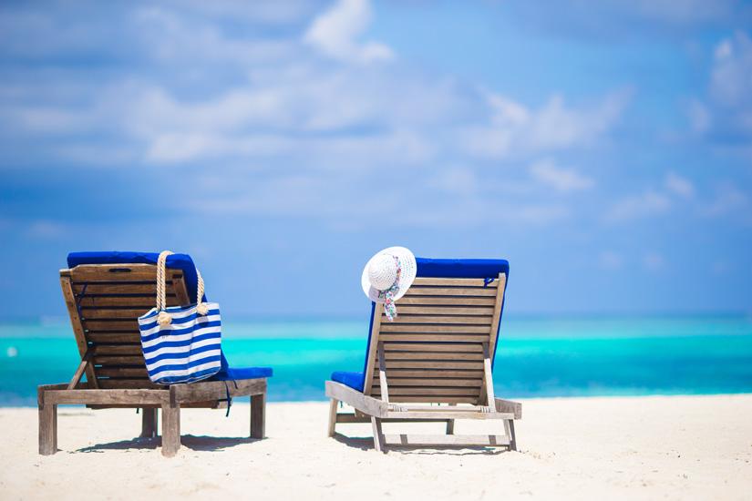 Mar: bom para o humor e para o corpo humano | Foto: Shutterstock