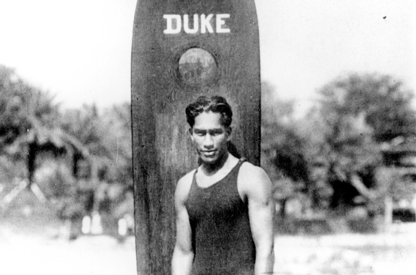 O Grande Kahuna: Duke Kahanamoku era um grande surfista