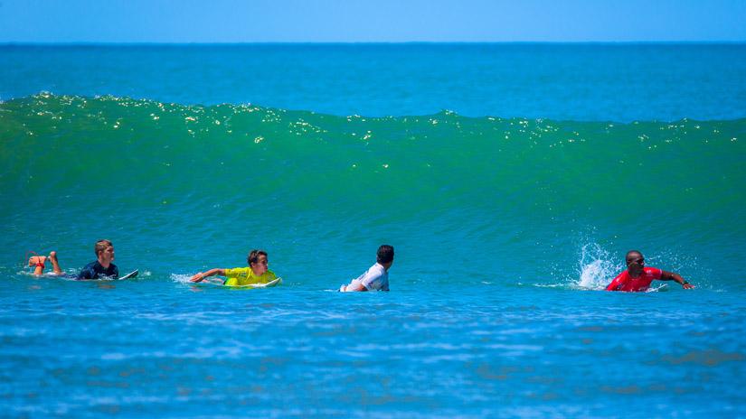 Etiqueta do Surf: aprenda os 10 mandamentos do surf | Foto: Shutterstock