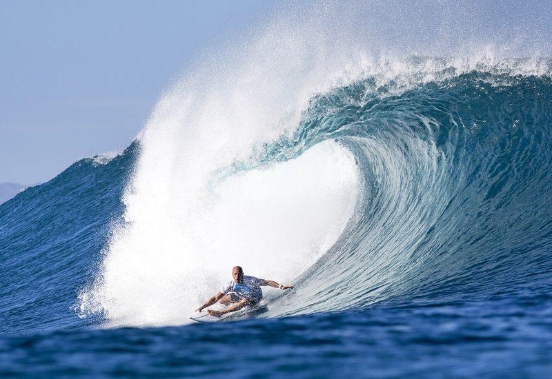 Kelly Slater: o mais bem-sucedido surfista de todos os tempo | Foto: Shutterstock