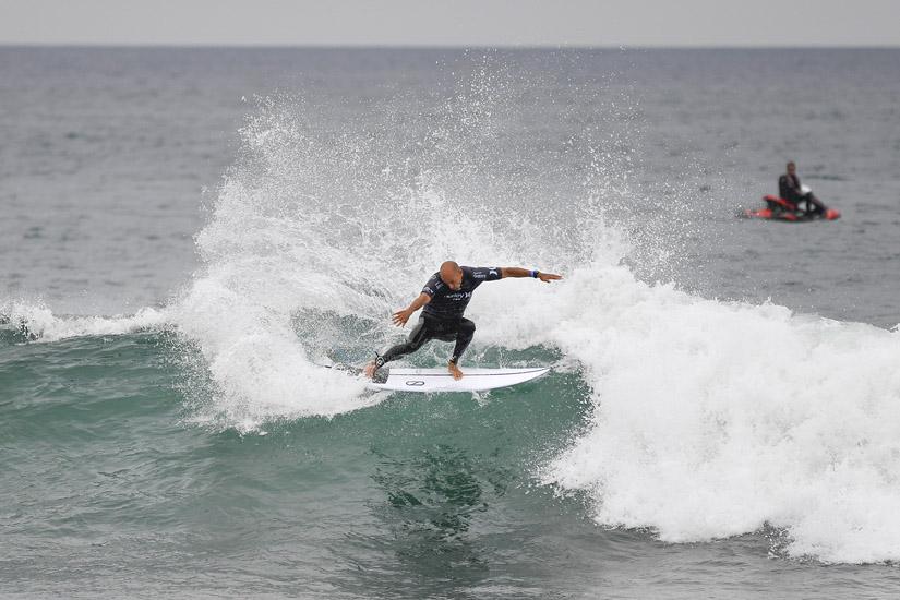 Kelly Slater: um surfista completo | Foto: Kirstin/WSL