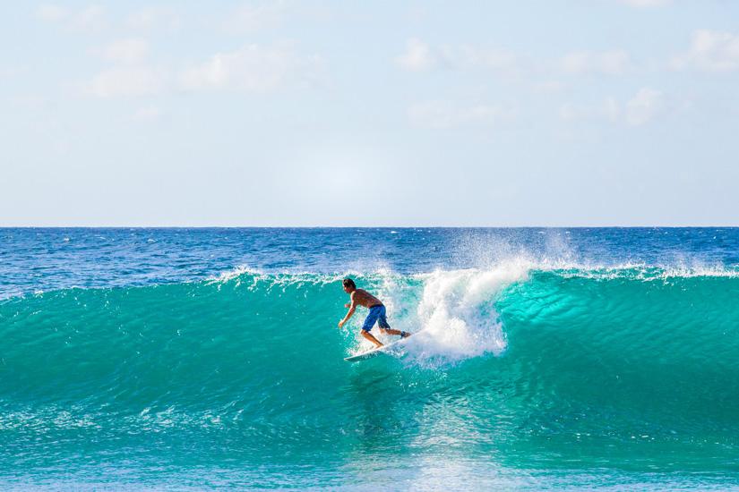 Surf: saiba como fazer uma boa leitura das ondas | Foto: Shutterstock