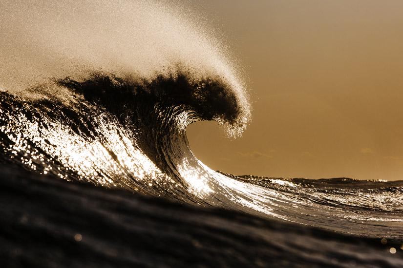 Onda do Mar: o que faz com que ela quebre? | Foto: Shutterstock