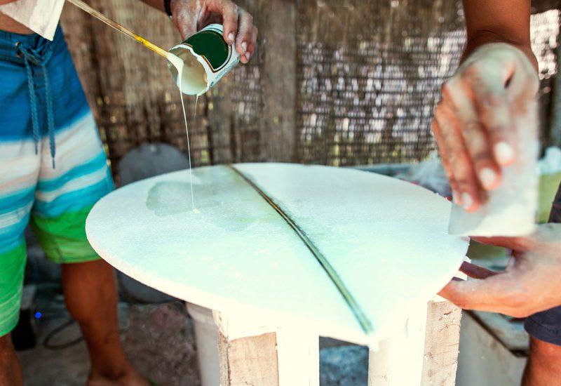 Prancha de Surf: saiba com corrigir pequenas fissuras | Photo: Shutterstock