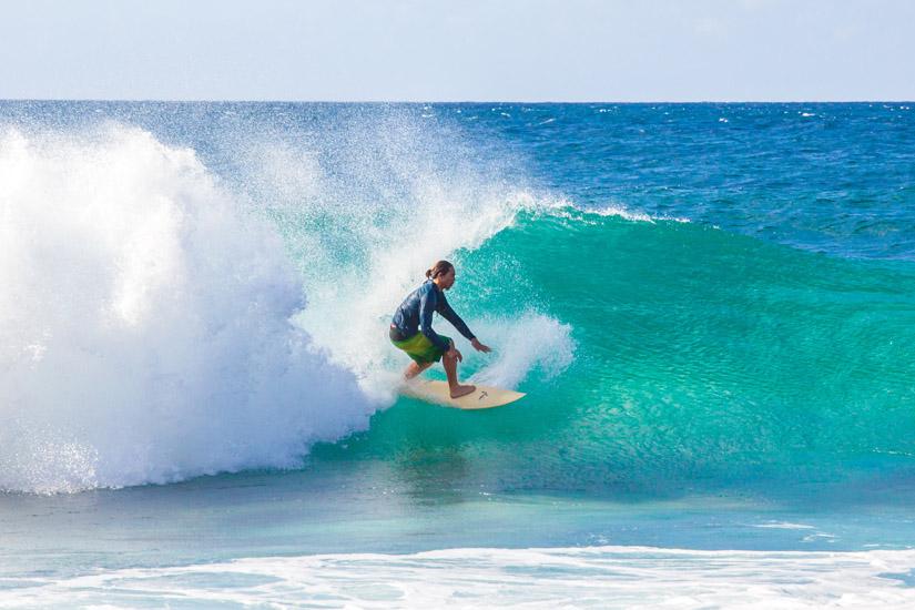 Havai: há ondas para todos os níveis de experiência de surf | Foto: Shutterstock