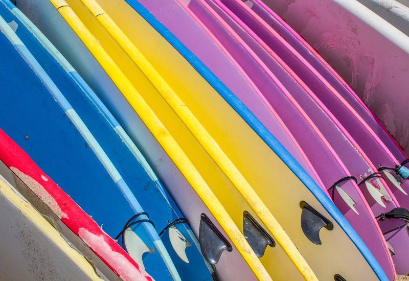 Pranchas de Surf: descubra o tamanho ideal para o seu peso e experiência | Foto: Shutterstock