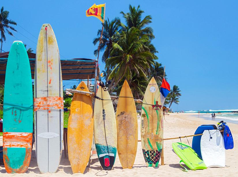 Pranchas de Surf: saiba como calcular o volume ideal da sua tábua | Foto: Shutterstock