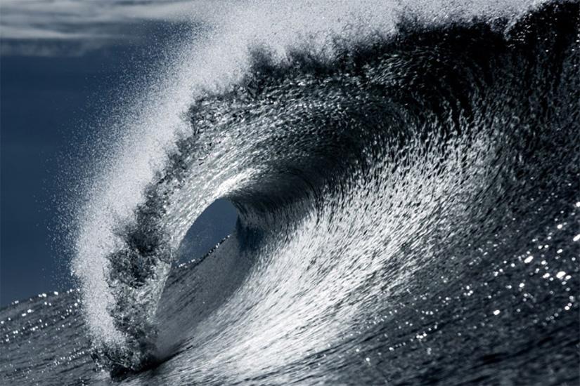 Ondas: a maior de sempre alguma vez registada atingiu os 524 metros | Foto: Shutterstock